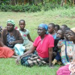 The Water Project: Ebwaliro Community -