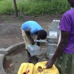 The Water Project: IDP Settlement North Air Strip -