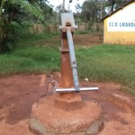 The Water Project: Lwanda Primary School Borehole Rehab -