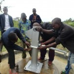 The Water Project: Lukhuna Borehole Rehab -