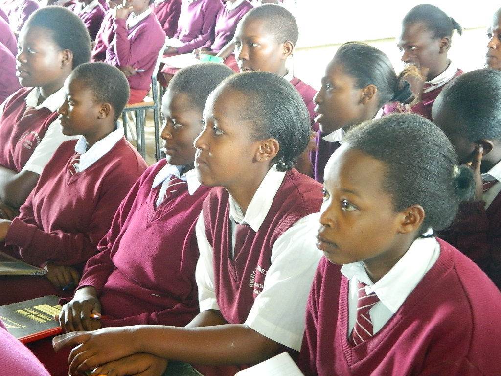 The Water Project : kenya4161-community-education-2