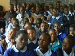The Water Project : kenya42000-community-education