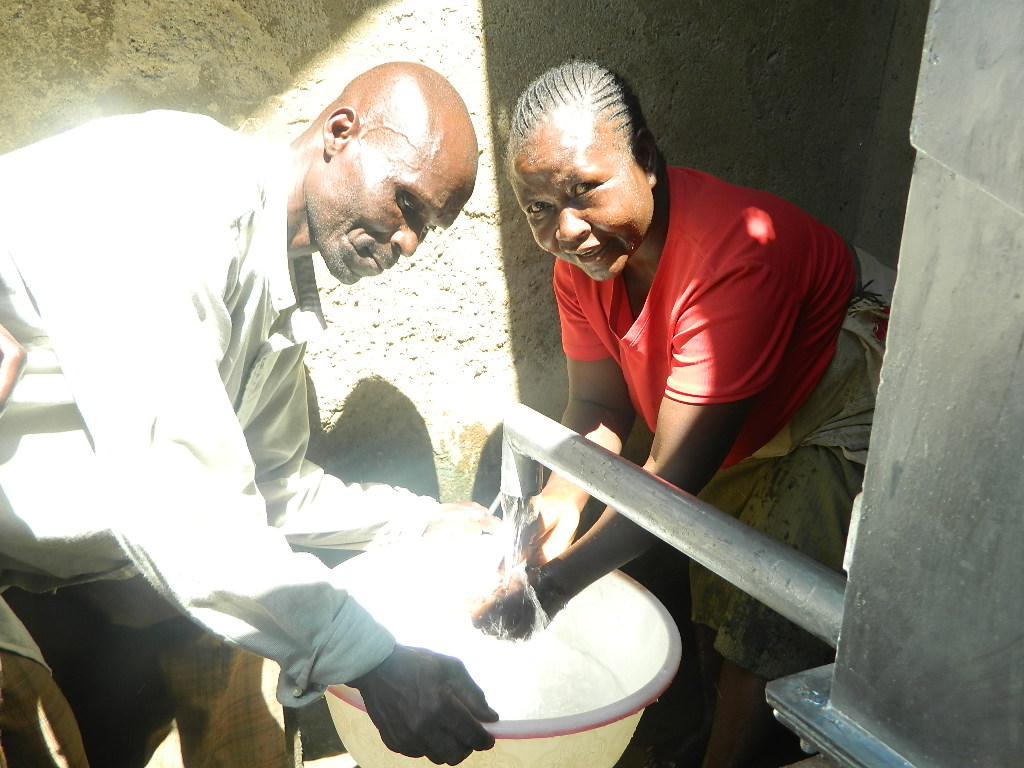 The Water Project : kenya4202-handing-over-2