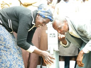 The Water Project : kenya4204-handing-over-4