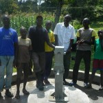 The Water Project: Bukhakunga Community -