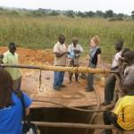 The Water Project: Kyatiri  Kyambogo -