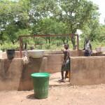 The Water Project: Tankiedougou Community -