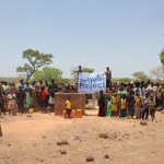 The Water Project: Tangbori Primary School -
