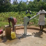 The Water Project: Ang'urai Kolait Borehole Rehabilitation Project -