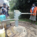 The Water Project: Mtambo Borehole Rehabilitation Project -