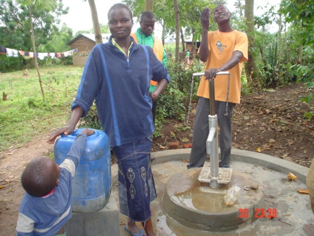 Photo of Mikhuyu Community Borehole Rehab