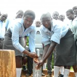 The Water Project: Shinamwinyuli ACK Secondary School -
