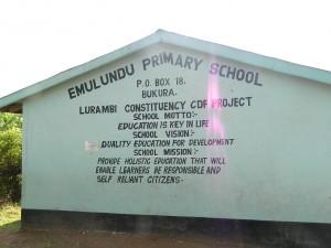 The Water Project : kenya4212-school
