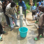 The Water Project: Kinama Community -