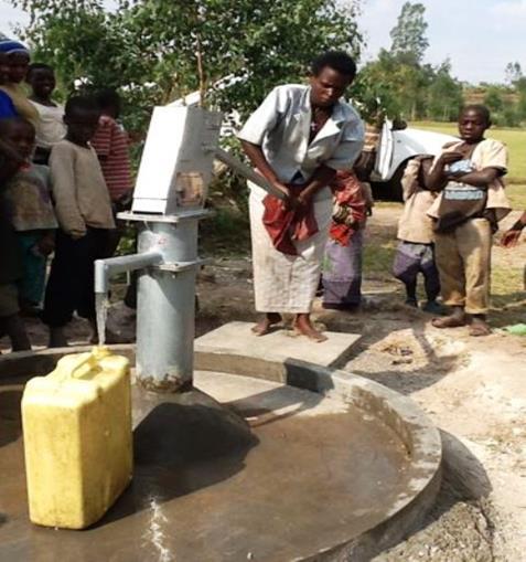 Photo of Rusebeya Community