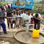 The Water Project: Karama Community -