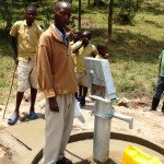 The Water Project: Kagazi I -