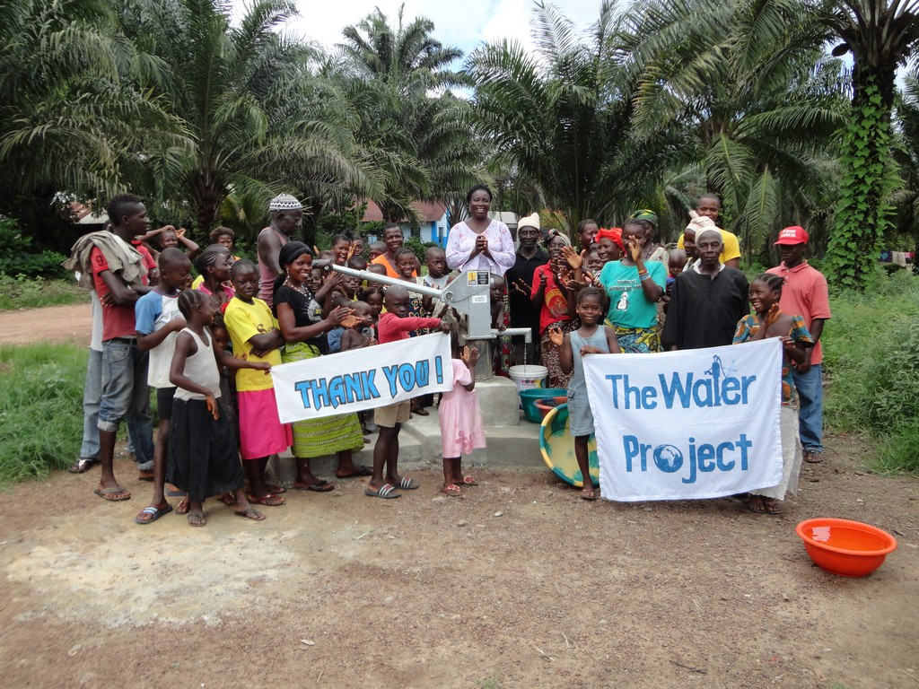 Photo of Makeni Binkolo Community Well Rehabilitation