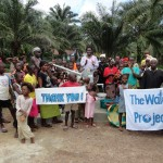 The Water Project: Makeni Binkolo Community Well Rehabilitation -