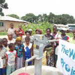The Water Project: Rutifunk Lungi Community Well Rehabilitation -