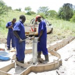 The Water Project: Kinoni Community High School -