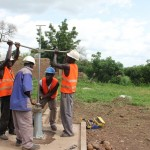 The Water Project: Mougue Community -