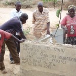 The Water Project: Kyeni Kya Syatu Community A -