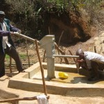 The Water Project: Kee Community B -
