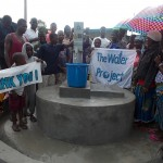 The Water Project: Thullah Street, Thumorso Community Well Rehabilitation -