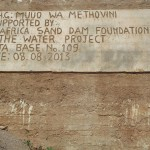The Water Project: Muuowa Metho Uvini Community -