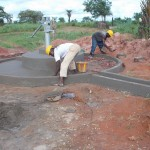 The Water Project: Quarry Road Well Rehabilitation -