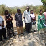The Water Project: Kashongi II Primary School -