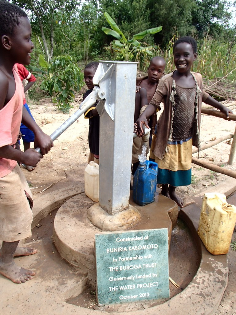 The Water Project : uganda647-2