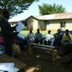 The Water Project: Kewa Community -