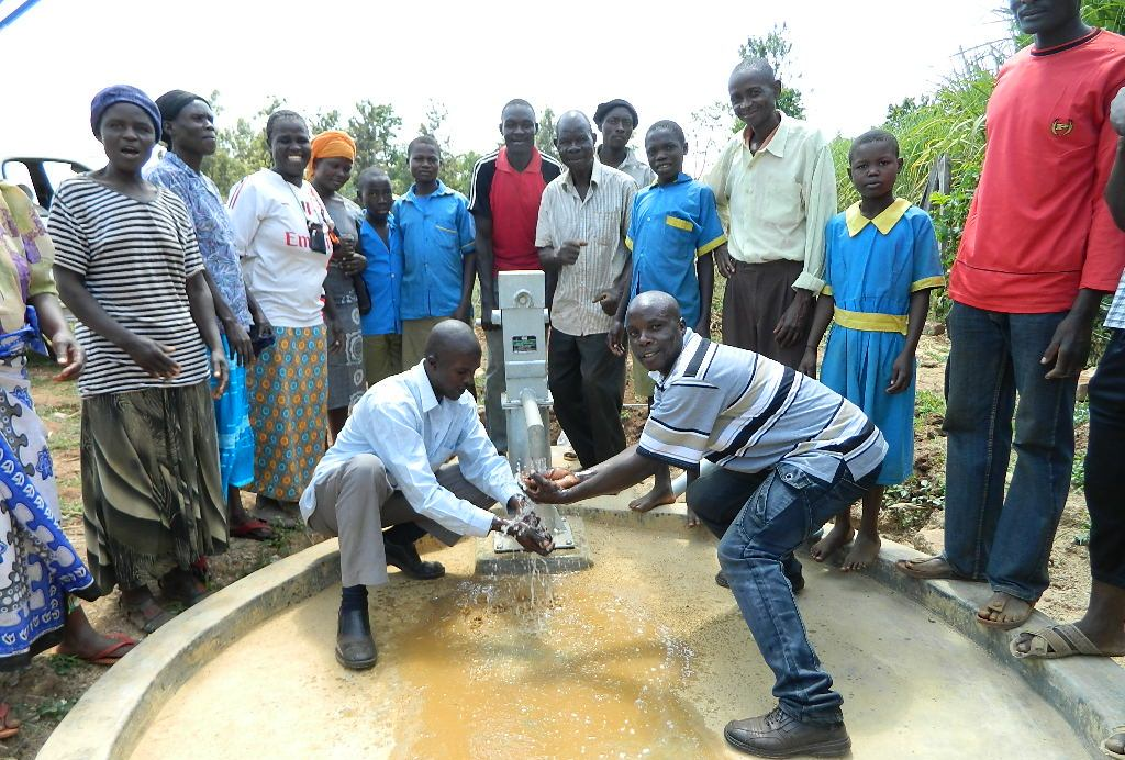 The Water Project : kenya4219-37-handing-over-ceremony