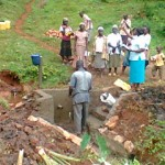 The Water Project: WeWaSaFo Pilot Program - Bikatsi Spring -