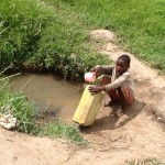 The Water Project: Kigabiro Community -