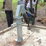 The Water Project: Mougue School -