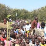 The Water Project: Bondigui Primary School -