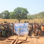 The Water Project: Moulourou Community -