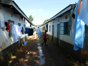 The Water Project : kenya4221-04-dormitory-section-of-tulon-sec-school