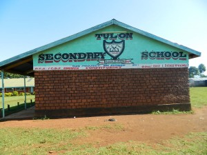 The Water Project : kenya4221-10-tulon-secondary-school