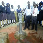 The Water Project: Eshitari Secondary School -