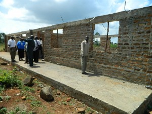 The Water Project : kenya4248-05-the-proposed-site-for-imakale-secondary-school