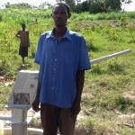 The Water Project: Rwinkuba Community -