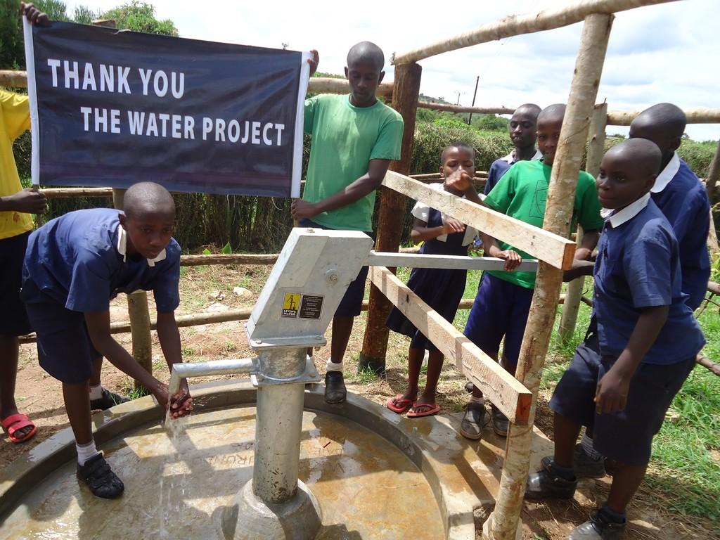 Photo of Rwoburundo Primary School