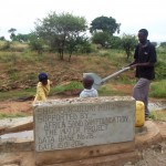 The Water Project: Isunguluni Mutomo Community A -