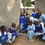 The Water Project: WeWaSaFo Pilot Program - Mwiyala Primary School -