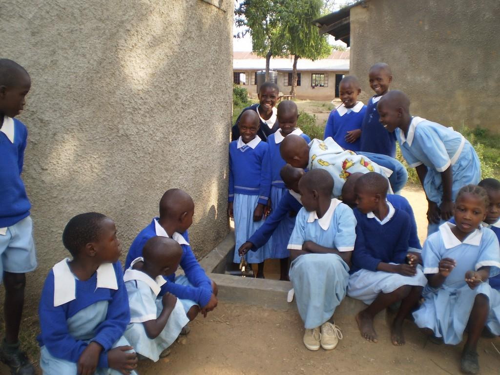 Photo of WeWaSaFo Pilot Program - Mwiyala Primary School