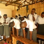 The Water Project: St. Marks Imakale Secondary School -